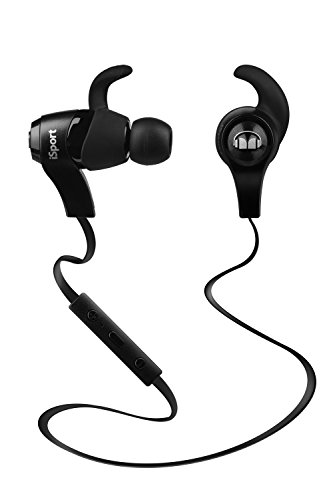 Monster iSport Wireless - Auriculares Bluetooth In-Ear negros