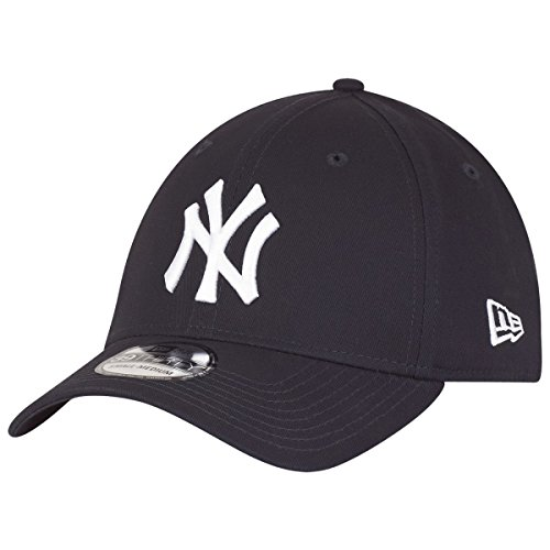 New Era Classic 39Thirty New York Yankees Cap - Navy / White