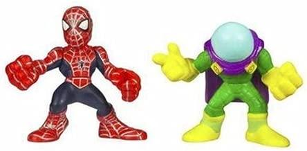 Spider-Man Super Hero Squad Spider-Man vs. Mysterio