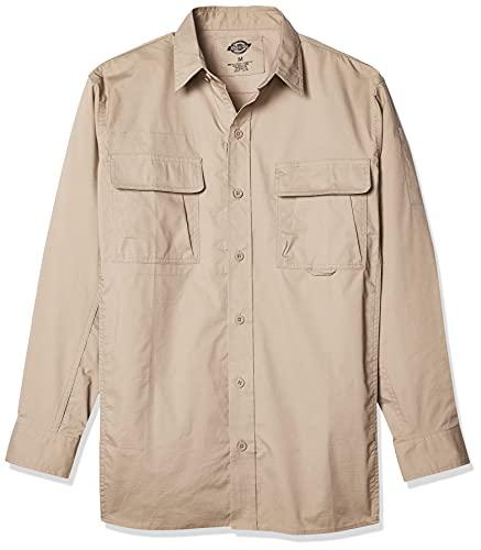 Dickies Camisa abotonada para hombre