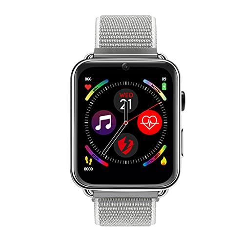 LEM10 4G Smart Watch Android SmartWatch 2021 3G RAM 32G ROM Soporte SOP TARJE TARJA Camera Reloj DE Smart Hombres,A,3+32G