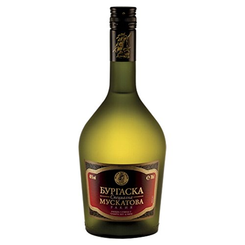 Black Sea Gold Burgas Muskat Rakija 0,7l