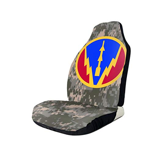 Lowest Prices! 6th Air Defense Artillery Brigade Car Seat Covers for Vehicles Universal 3D Printing ...