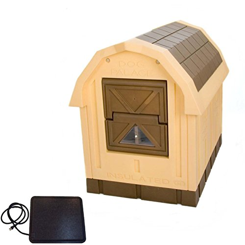 ASL Solutions Large Insulated Deluxe Dog House