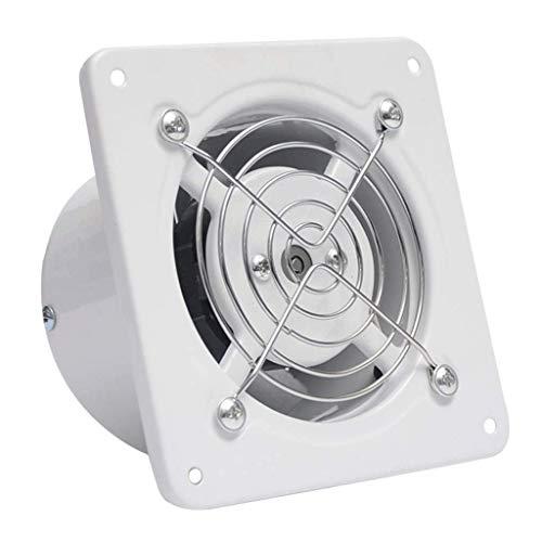XZJJZ Baño de Escape Ventilador Ventilador Silencio Extractor de Cocina Ventilador Tipo de Pared de la Ventana Extintor