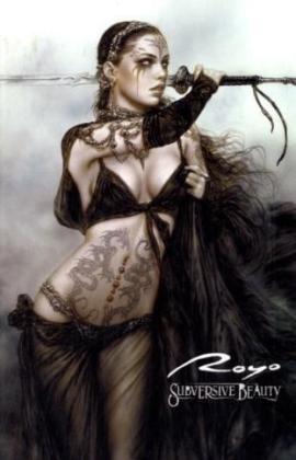 Subversive Beauty Notebook: Luis Royo