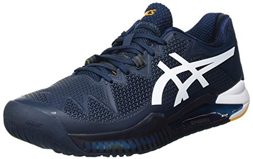 Asics Gel-Resolution 8, Tennis Shoe Hombre, French...