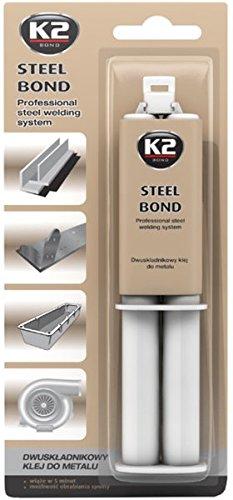 K2-2K Industrie Metall Klebestoff, Zweikomponenten Kleber, klebt Alu, Messing, Eisen, Zinn, Kupfer, Blei 25g