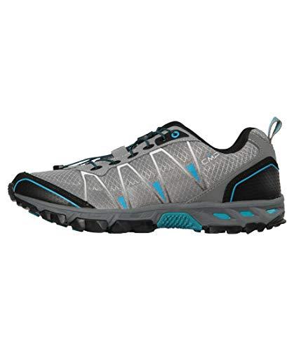 CMP Altak Trail Shoe - Zapatillas de running para hombre, Gris (231), 42 UE