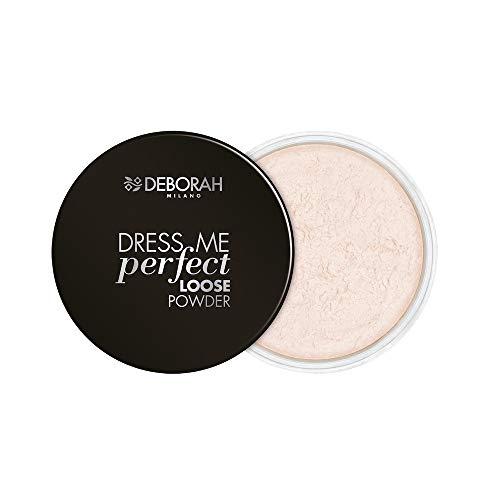 DEBORAH Puder Make-up, 1er Pack(1 x 100 g)