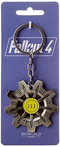 Fallout 4 Schlüsselanhänger Vault 111