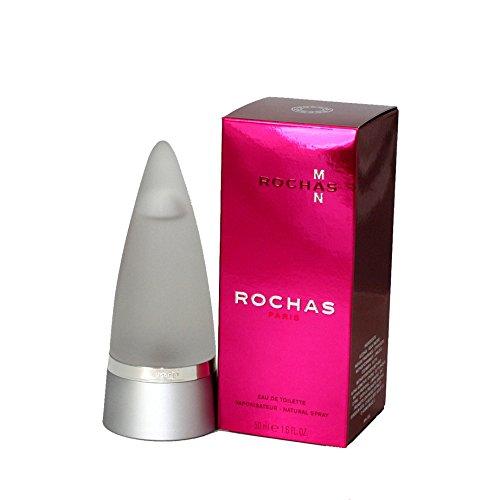 Rochas homme / men, Eau de Toilette, Vaporisateur / Spray 50 ml, 1er Pack (1 x 50 ml)