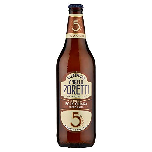 Birrificio Angelo Poretti Birra 5 Luppoli, 66cl