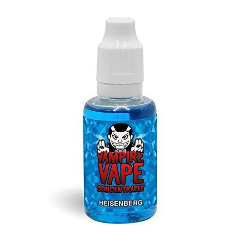 Vampire Vape Premium Aroma made in UK 30ml Heisenberg (Frucht und Menthol) zum selbstmischen mit einer Base