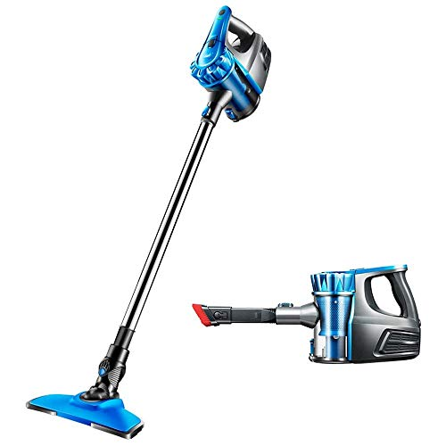 Auto stofzuiger Wet Dry Vacuum, Capacity Nat en droog stofzuiger Cleaner met blaasfunctie Zakloze Upright Stofzuiger, lichtgewicht, Above Floor Cleaning hsvbkwm