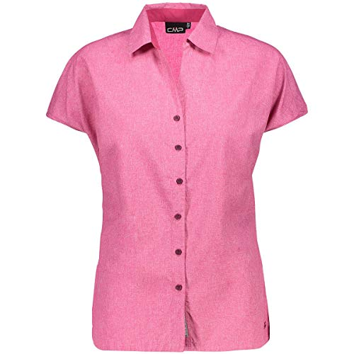 CMP T-shirt pour femme 39T5536 Taille 38 H930 Karkade Mel.