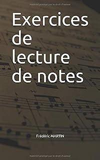 Exercices de lecture de notes
