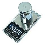 500 g / 0.01 g de bolsillo portátil de precisión de escala electrónica Lcd Balanzas de joyería digital Balance de peso Cocina Escala de gramas Escalas de alimentos Cocina Escalas de pesaje Cocina Esca