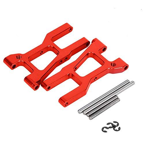 Vbest life RC Car Unterer Unterarm, Vorderer Unterer Querlenker Zubehör Ersatzteil für HPI RS4 1/10 RC Car mit 2 Farben zur Auswahl(rot)