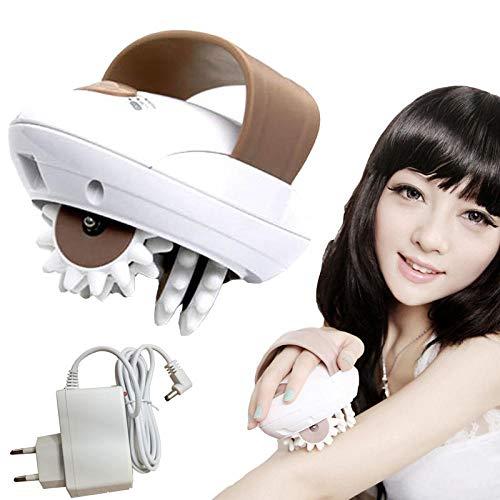 3D-Schlankheitsmassagegerät Gewichtsverlust Elektrisches Ganzkörpermassagegerät Walze Anti-Cellulite-Massage Schlankeres Gerät Für Gesicht, Körper,