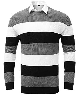 Harrms Crew Neck Sweaters