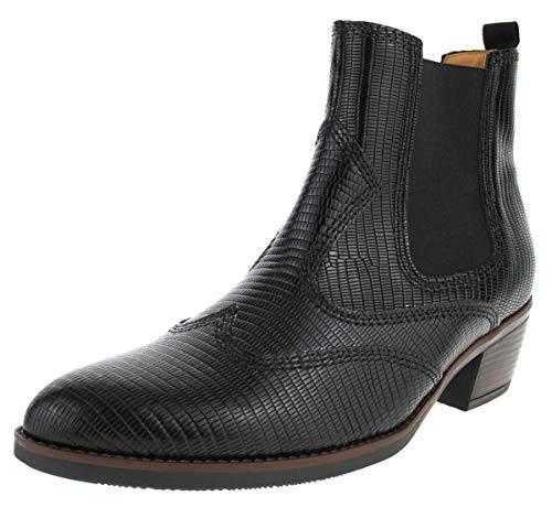 Gabor Shoes Damen Gabor Fashion Stiefeletten, Schwarz (Schwarz 37), 37 EU