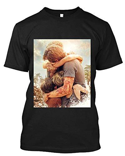 VJSDIUD The Impossible Film con Naomi Watts Tom Holland Ewan Mcgregor Camiseta de Regalo para Hombres y Mujeres