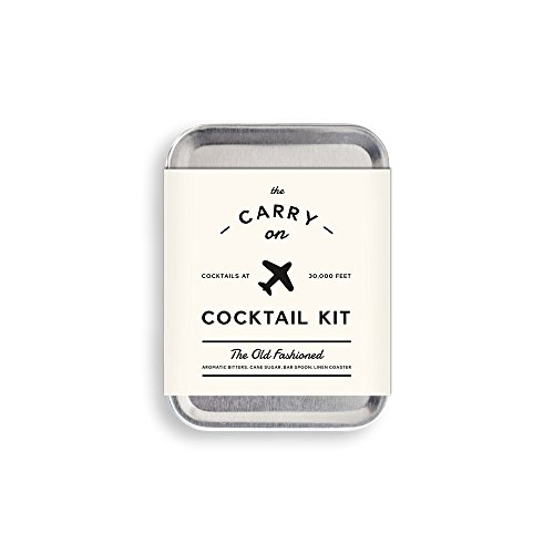 Carry on cocktail perfect letter C themed gift idea
