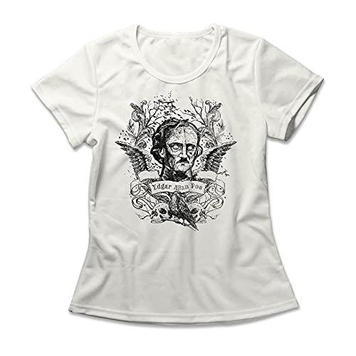 Camiseta Feminina Edgar Allan Poe
