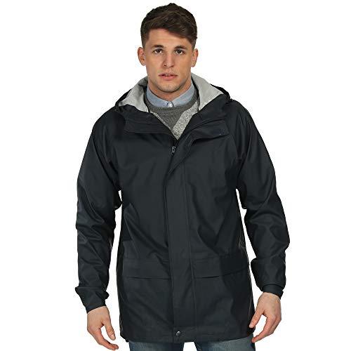 Regatta Surpantalon Homme Imperméable et Coupe-Vent Stormflex Jackets Waterproof Shell Homme Dark Navy FR: 3XL (Taille Fabricant: XXXL)