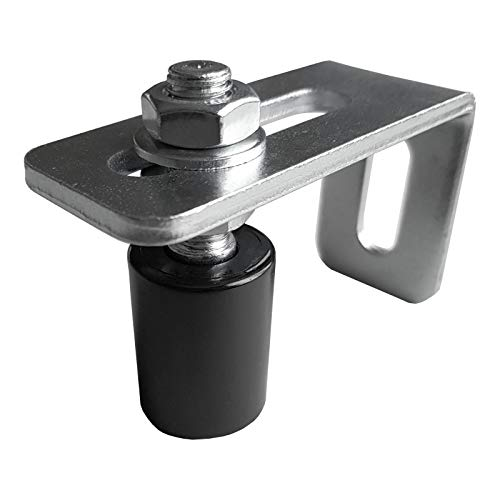 SO-TOOLS® Torführung 100 mm mit Rolle Ø 30 mm Rolltorführung Rollenführung Torrollenführung