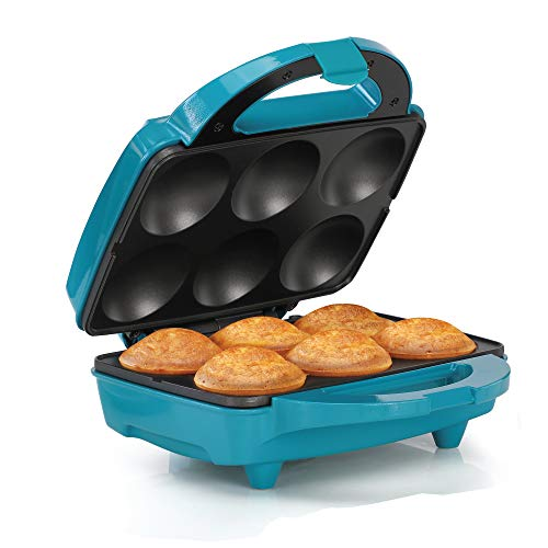 Holstein Housewares HF-09013E Fun Cupcake Maker - Teal