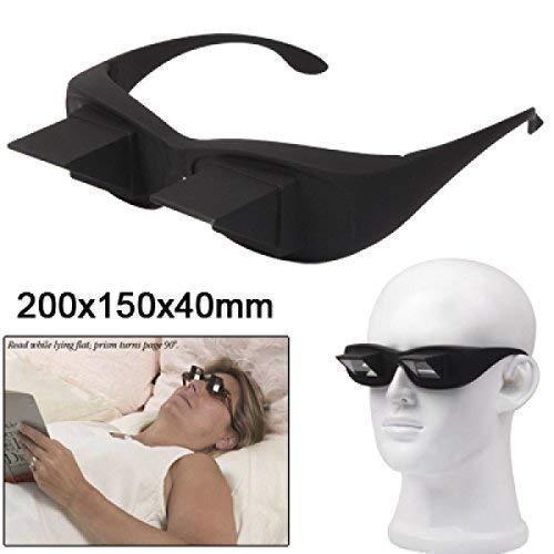 xtrafast Prismabrille Blick-umlenkende Lese- Fernseh- Brille Winkelbrille TV Brille