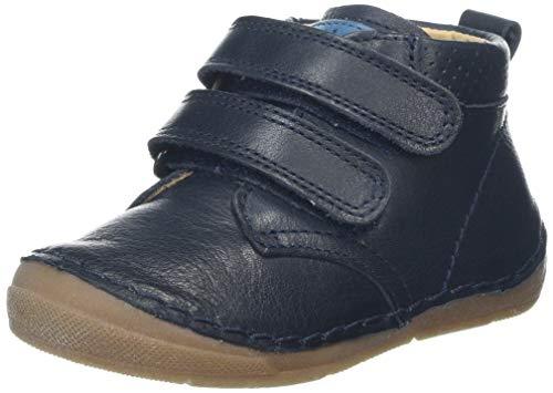 Froddo Unisex Baby G2130175 Slipper, Blau (Dark Blue I17), 26 EU