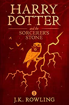 Harry Potter and the Sorcerer's Stone by [J.K. Rowling, Mary GrandPré]