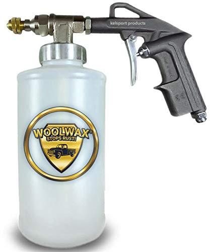 kellsport Fluid Film & Woolwax Pro Undercoating Gun