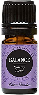 Edens Garden Balance Essential Oil Synergy Blend, 100% Pure Therapeutic Grade (Stress & Womens Health) 5 ml