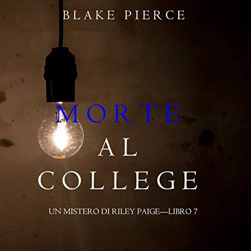 Morte al College copertina