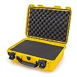 Nanuk 925 Waterproof Hard Case with Foam Insert - Yellow