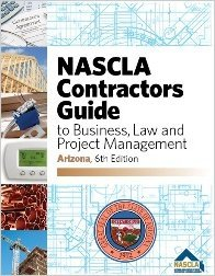 Compare Textbook Prices for NASCLA Contractors Guide to Business, Law and Project Management, Arizona  ISBN 9781934234389 by Unknown