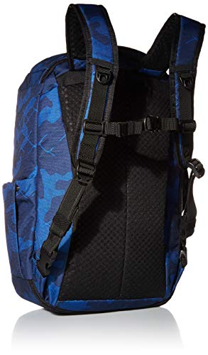 PacSafe Vibe 28 Liter Anti Theft Commuter Backpack-Fits 15 inch Laptop, Blue Camo