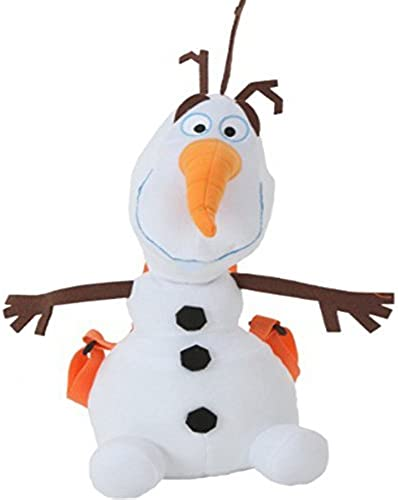 Disney Frozen 16 Olaf Cuddly Plush Backpack by Disney