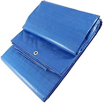 SEIMARK Toldo Protector Rafia 4 x 6m Azul 90gr/m