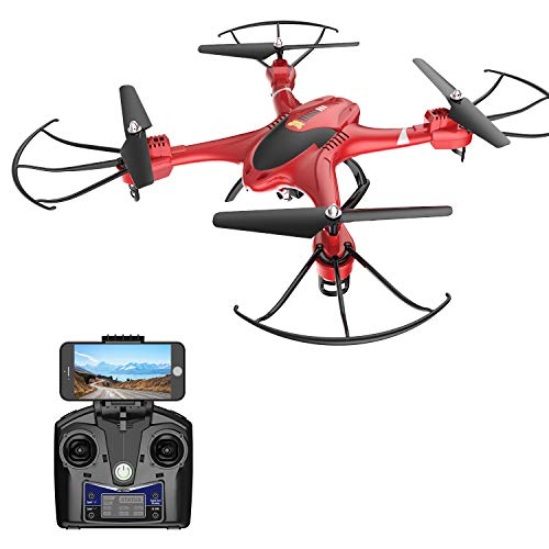 Holy Stone HS200 FPV RC Drone with HD WiFi...