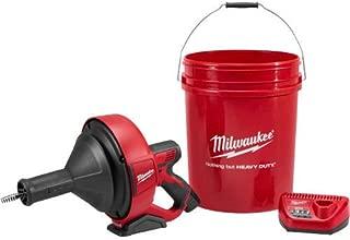 Milwaukee Electric Tool 2571-21 M12 Drain Snake Kit, 1