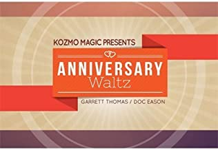 Kozmomagic Inc. Anniversary Waltz (Special Cards and Online Instructions) by Garrett Thomas and Doc Eason - Trick