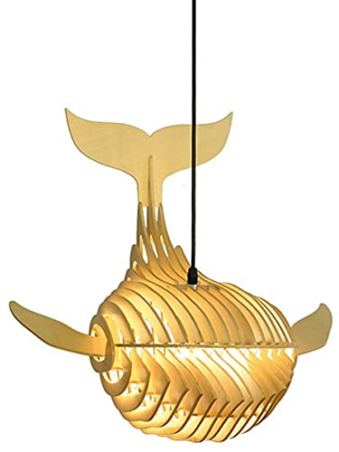 Lámparas De Araña Estilo sólido de estilo sólido araña de madera de araña de araña de casas de familia Hoja de familia Pot de restaurante Luces de personalidad Decoración de la personalidad Art Woodcr