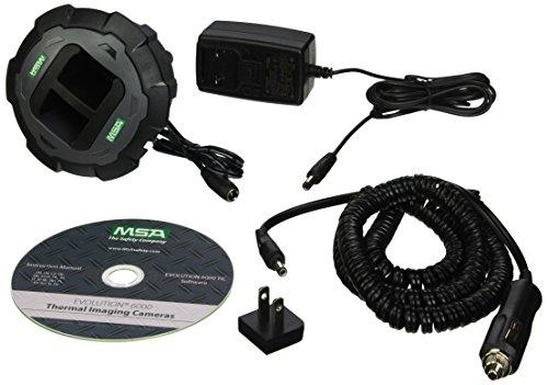MSA 10145859 E6000 Station Kit, Thermal Imaging Camera, Multi-Use Charger