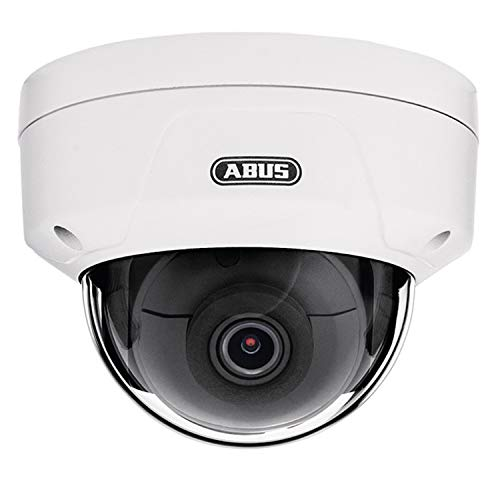 ABUS TVIP44510 Performance Line Profi IP Videoüberwachung PoE Überwachungskamera 4MPx Mini Dome-Kamera Sicherheit microSD Schutzklasse IP67