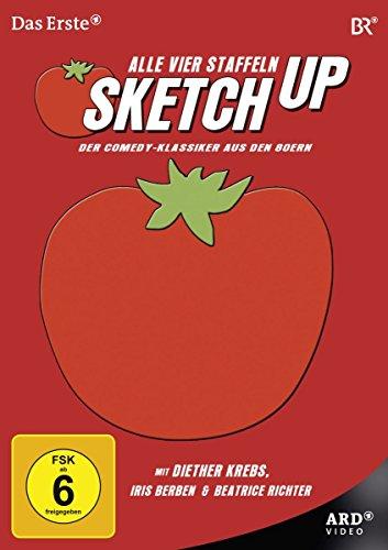 Sketchup - Alle vier Staffeln [4 DVDs]